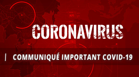 COVID-19: Important Memo To Our Customers